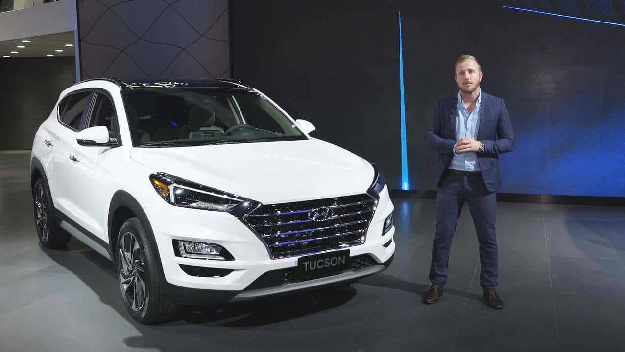 Đánh giá Hyundai Tucson 2018 bản 2.0 1