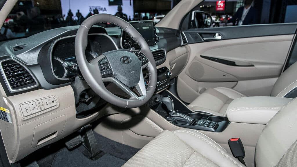Đánh giá Hyundai Tucson 2018 bản 2.0 11