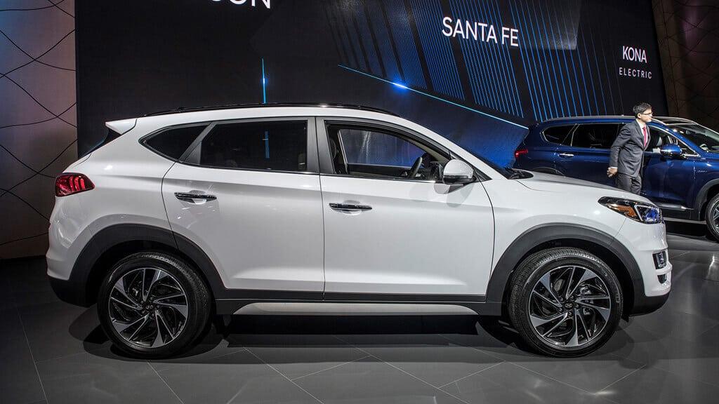 Đánh giá Hyundai Tucson 2018 bản 2.0 13