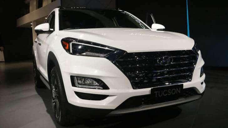 Đánh giá Hyundai Tucson 2018 bản 2.0 15