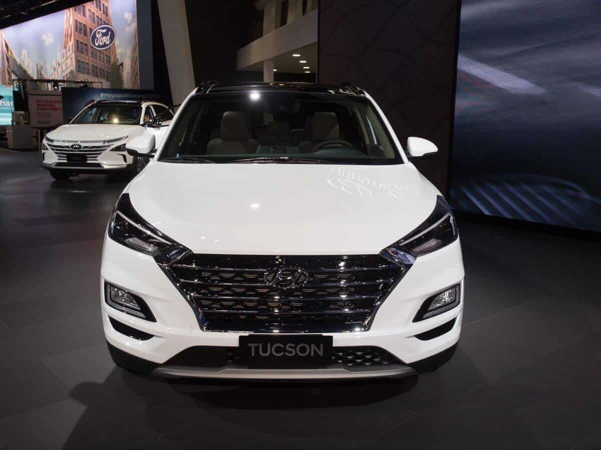 Đánh giá Hyundai Tucson 2018 bản 2.0 3