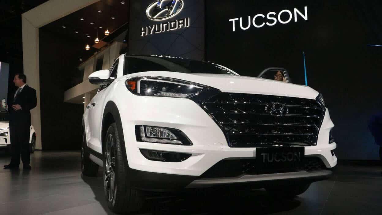 Đánh giá Hyundai Tucson 2018 bản 2.0 4