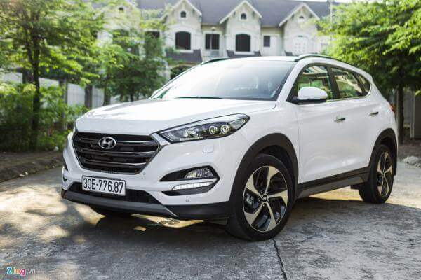 Đánh giá Hyundai Tucson 2018 bản 2.0 5