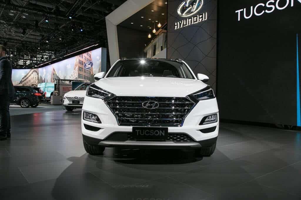 Đánh giá Hyundai Tucson 2018 bản 2.0 6