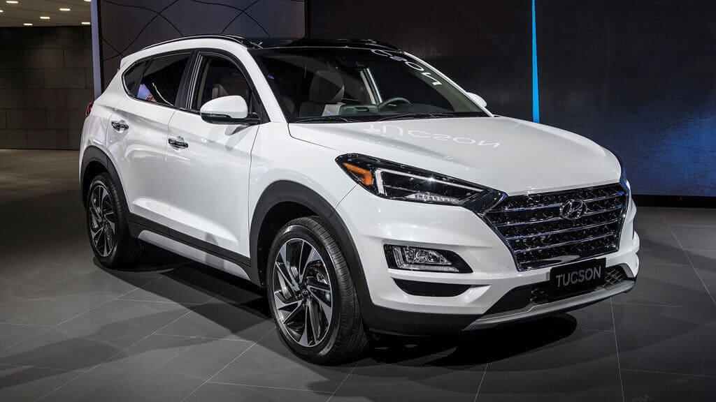 Đánh giá Hyundai Tucson 2018 bản 2.0 8
