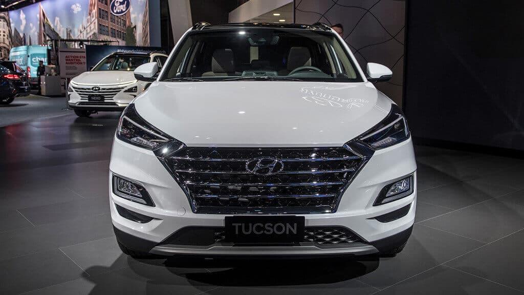 Đánh giá Hyundai Tucson 2018 bản 2.0 9