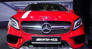Đánh giá xe Mercedes CLA 250 AMG - review-xe