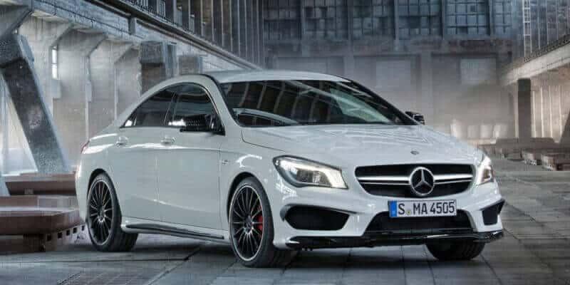 Đánh giá xe Mercedes CLA 250 AMG 7