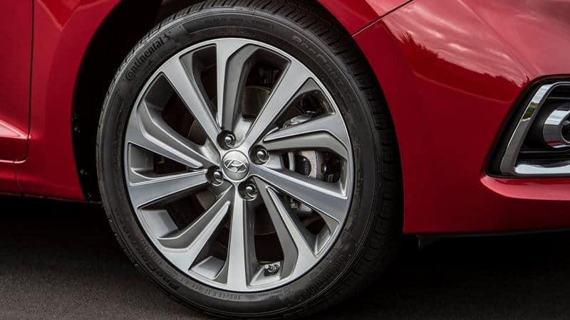 chi tiet Hyundai Accent 2018 tuvanmuaxe vn 12 - Đánh Giá Hyundai ACCENT 2018 Áp Đảo Mọi Đối Thủ Cùng Phân Khúc