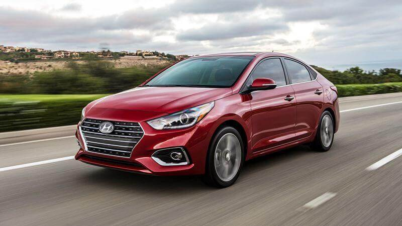 Đánh Giá Hyundai ACCENT 2018 Áp Đảo Mọi Đối Thủ Cùng Phân Khúc 2