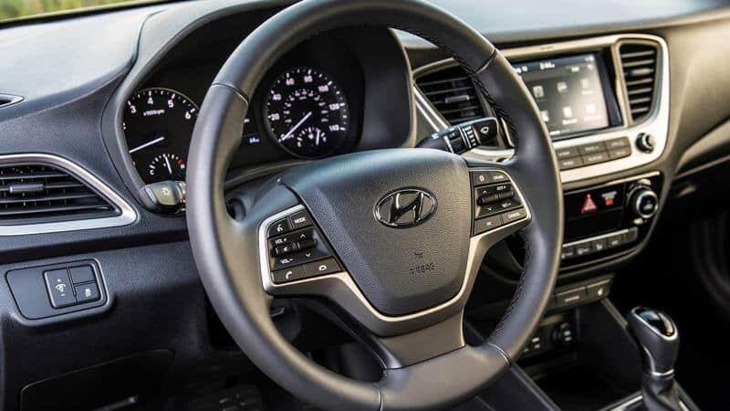 chi tiet Hyundai Accent 2018 tuvanmuaxe vn 22 - Đánh Giá Hyundai ACCENT 2018 Áp Đảo Mọi Đối Thủ Cùng Phân Khúc