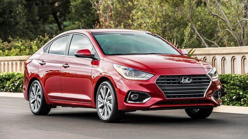 Đánh Giá Hyundai ACCENT 2018 Áp Đảo Mọi Đối Thủ Cùng Phân Khúc 3