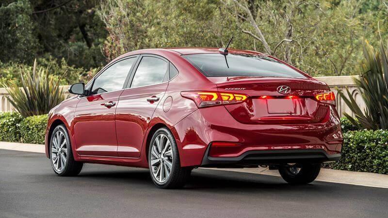 chi tiet Hyundai Accent 2018 tuvanmuaxe vn 6 - Đánh Giá Hyundai ACCENT 2018 Áp Đảo Mọi Đối Thủ Cùng Phân Khúc