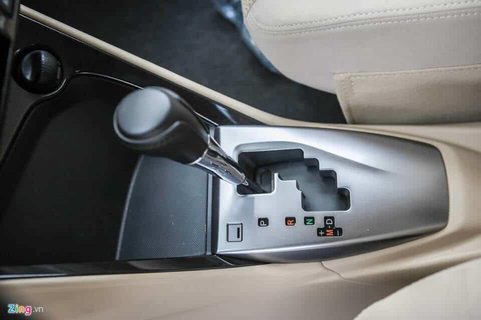 Đánh giá xe Toyota Vios cũ bản E đời 2008 5