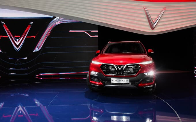 Hyundai Kona và những chiếc xe Vinfast đầu tiên đã ở rất gần người dùng Việt 4