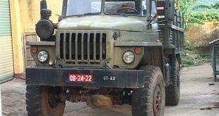 Ý Nghĩa Biển Số Xe Quân Đội Bạn Chưa Biết - tin-tuc-chia-se