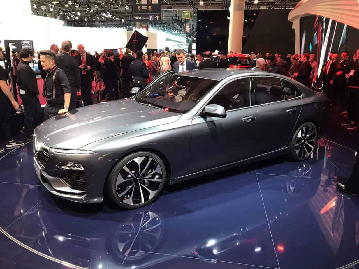 Hyundai Kona và những chiếc xe Vinfast đầu tiên đã ở rất gần người dùng Việt 5