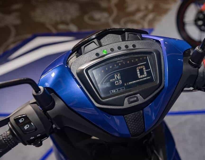 u số xe Exciter 150 2019 GP - Sự Khác Biệt Giữa Exciter 150 2019 GP Với Exciter 150 2018 GP