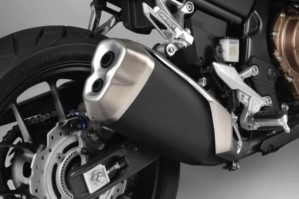 ng cơ Honda CB500F 2019 - Eicma 2018 - Khám Phá Chi Tiết Honda CB500F 2019 Chuẩn Bị Về Việt Nam
