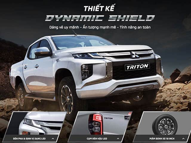 - review-xe - Trải nghiệm Mitsubishi Triton 2019 sắp về Việt Nam