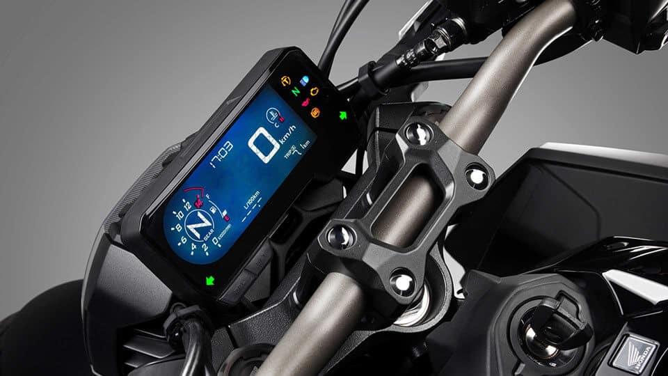 - review-xe - Eicma 2018 - Đánh Giá Chi tiết Honda CB650R Neo Sport Cafe 2019 Sắp Về Việt Nam