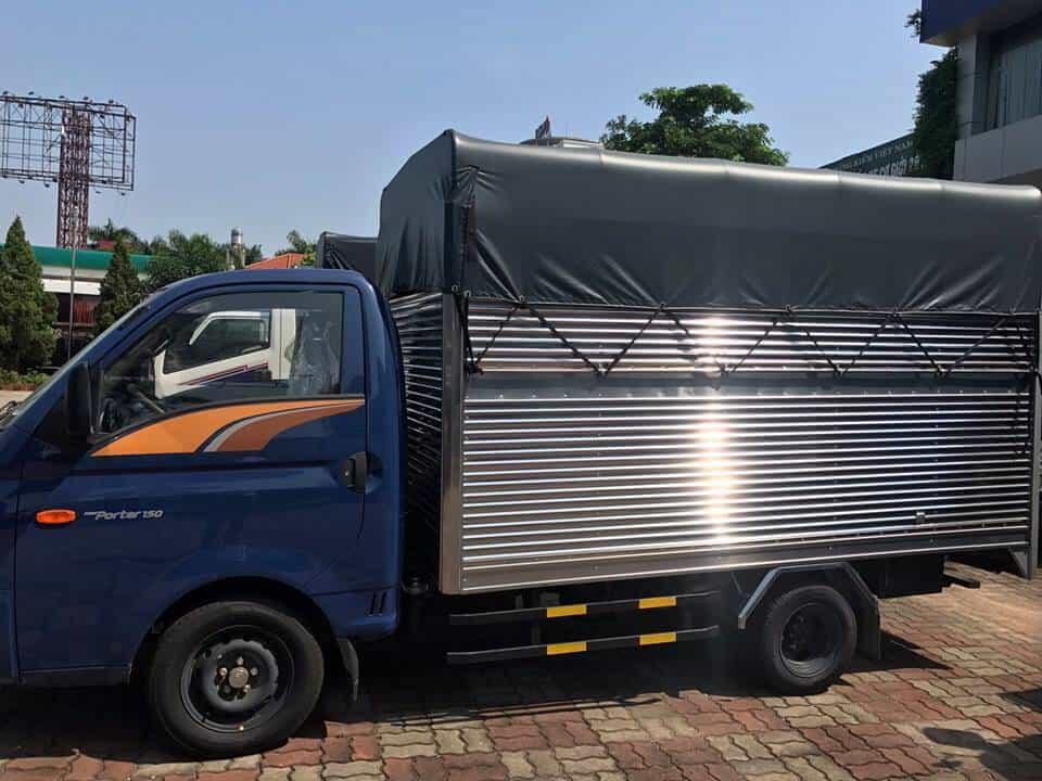 Lần đầu nghịch xe tải Đô Thành IZ65 giá mềm tại Việt Nam 7