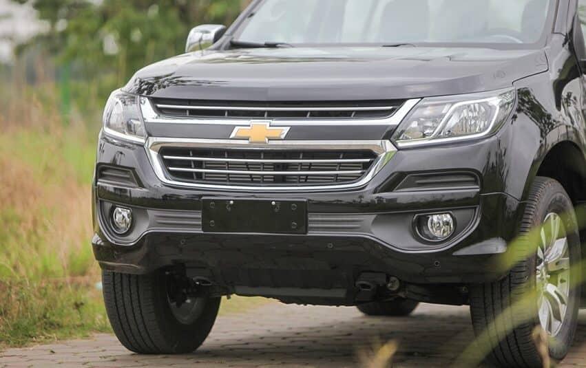 Chevrolet Trailblazer 1 ok - Đánh giá xe Chevrolet Trailblazer – đối thủ Ford Everest (Phần 2)