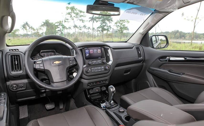 Chevrolet Trailblazer 3 ok - Đánh giá xe Chevrolet Trailblazer – đối thủ Ford Everest (Phần 2)