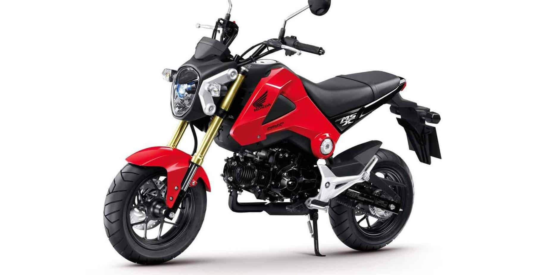 Honda MSX 125 car review - bold personality price of 50 million 1