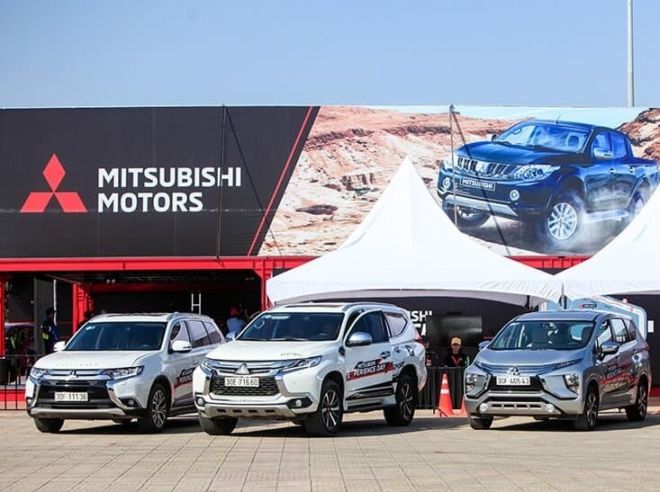 Mitsubishi Experience Day - Một Ngày Trải Nghiệm Cùng Mitsubishi Experience Day