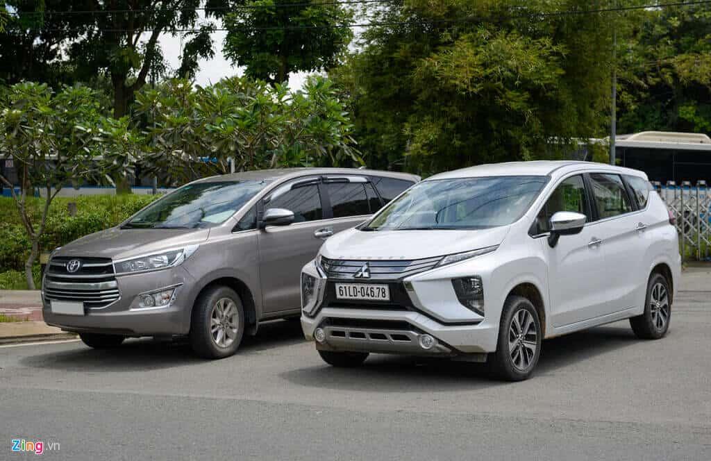 Đánh Giá Hãng Xe Mitsubishi, 550 Triệu Nên Mua Xe Nào - review-xe - Review Chi Tiết Mitsubishi Xpander Giá 550 Triệu Có Đáng Tiền