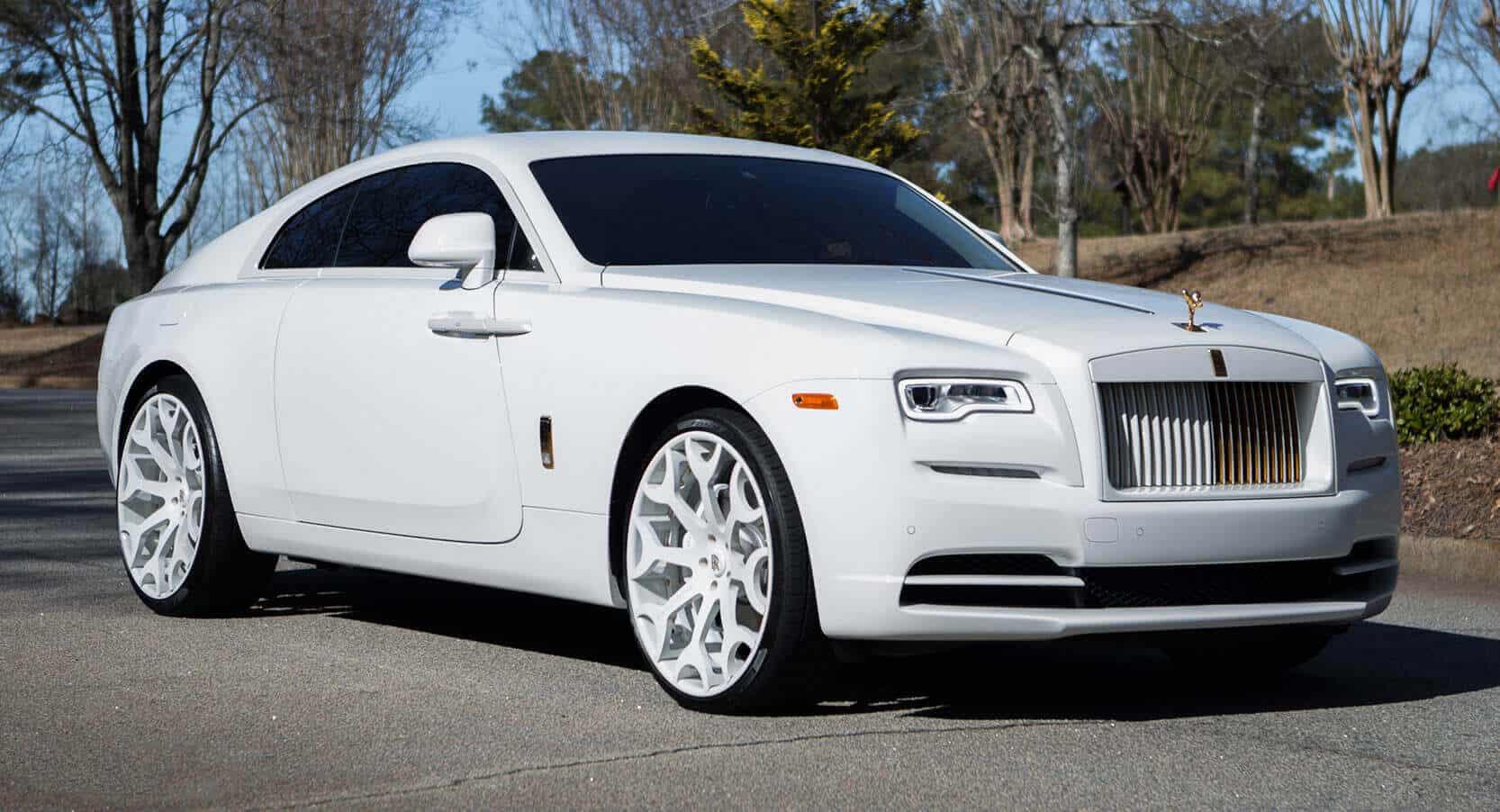 Rolls Royce - Khám Phá Chi Tiết Toyota Alphard Nhập Khẩu - Chiếc MPV Giá 6 Tỷ Hạng Sang
