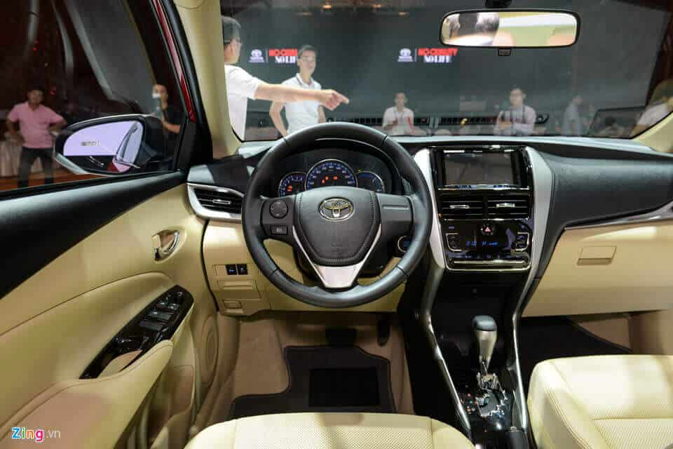 "Review ""National Cars"" Toyota Vios 2018 Price From 531 Million 7"