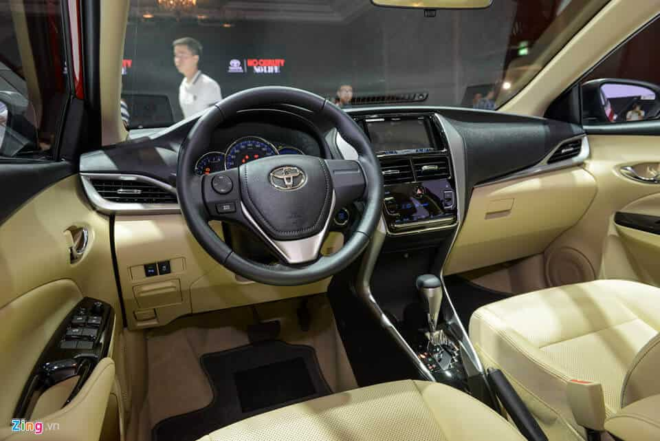 "Review ""National Cars"" Toyota Vios 2018 Price From 531 Million 4"