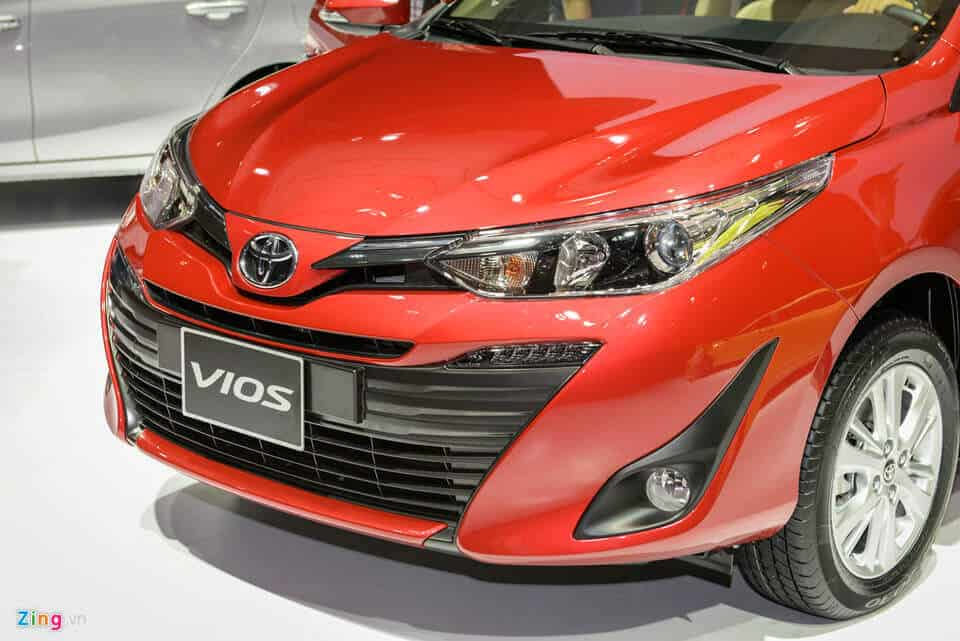 "Review ""National Cars"" Toyota Vios 2018 Price From 531 Million 5"