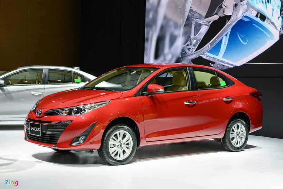 "Review ""National Cars"" Toyota Vios 2018 Price From 531 Million 6"