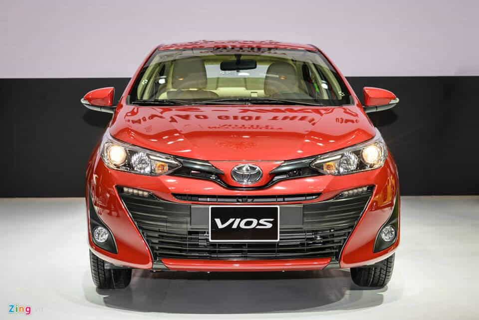 "Review ""National Cars"" Toyota Vios 2018 Price From 531 Million 1"