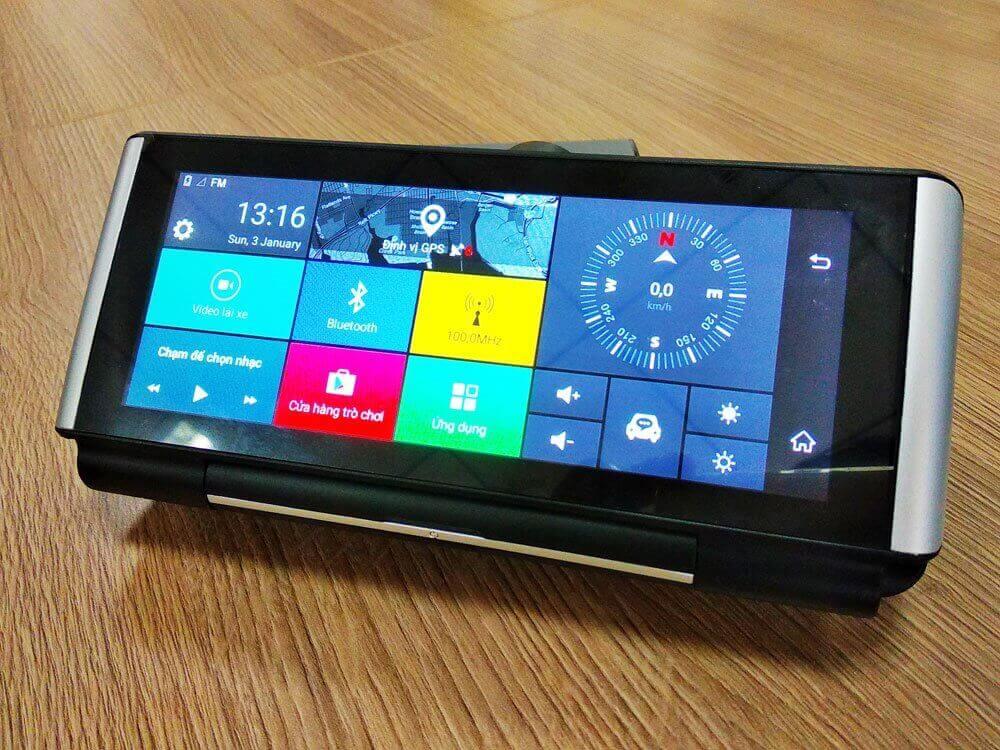 Review Camera Hành Trình Đa Năng Webvision N93 Plus 5