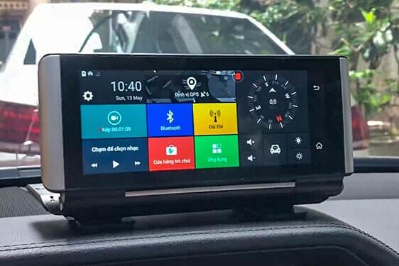 Review Camera Hành Trình Đa Năng Webvision N93 Plus 6
