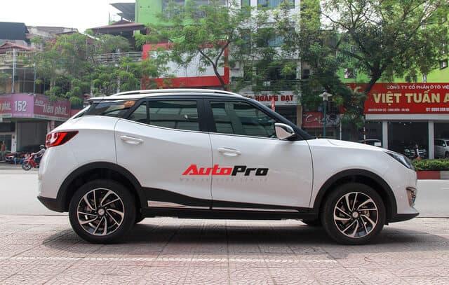 Đánh Giá Range Rover Evoque Trung Quốc Giá 500 Triệu - Zotye Z3 6