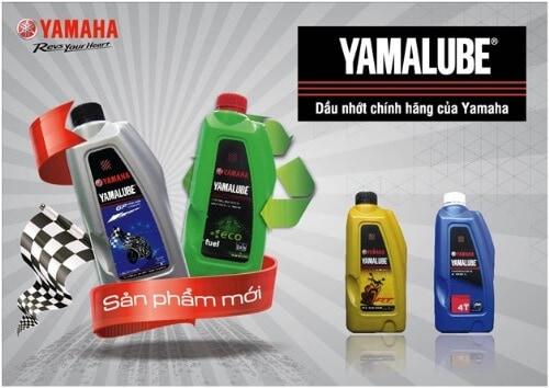 Hướng Dẫn Sử Dụng Dầu Nhớt YAMALUBE Cho Xe Yamaha 2
