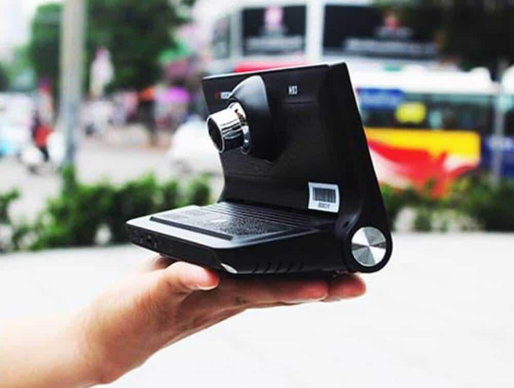 Review Camera Hành Trình Đa Năng Webvision N93 Plus 1