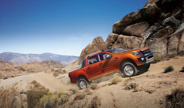 ford ranger - Đánh Giá Ford Ranger XLS 2015 Sau Gần 4 Năm Sử Dụng