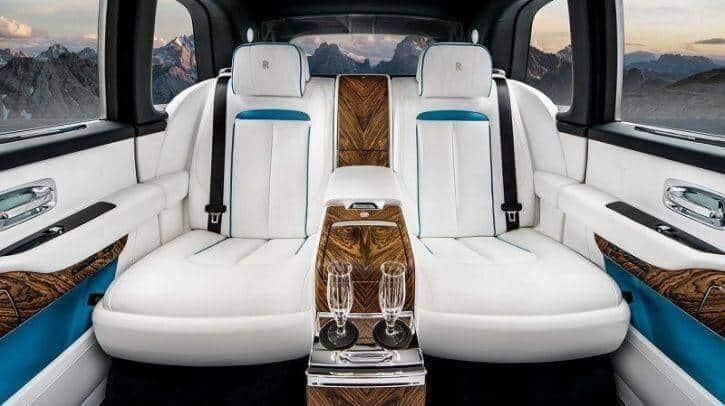 ghe hang sang Rolls Royce - Khám Phá Chi Tiết Toyota Alphard Nhập Khẩu - Chiếc MPV Giá 6 Tỷ Hạng Sang
