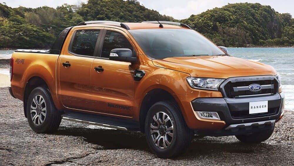 Đánh Giá Ford Ranger XLS 2015 Sau Gần 4 Năm Sử Dụng 5