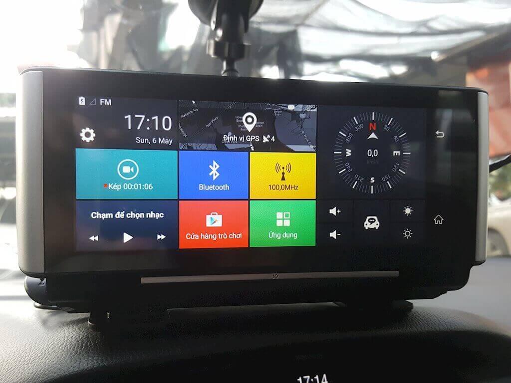 Review Camera Hành Trình Đa Năng Webvision N93 Plus 4