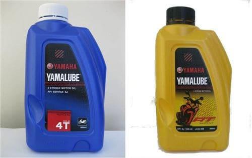 Hướng Dẫn Sử Dụng Dầu Nhớt YAMALUBE Cho Xe Yamaha 6