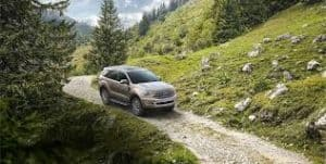 Đánh giá xe Ford Everest Titanium 4WD 2019 4