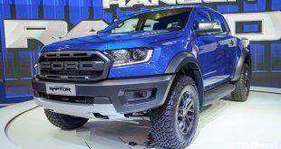 VMS 2018 - Chi tiết Ford Ranger Raptor 18
