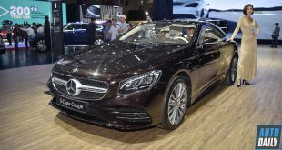 VMS 2018 - Triển lãm Mercedes S450 Coupe 46